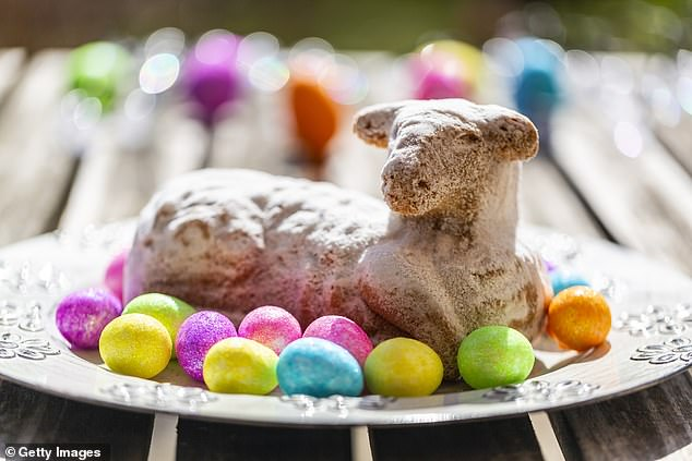 Etiquette expert Julie Lamberg-Burnet, from the Sydney School of Protocol , highlighted that anyone who uses meat as decor is bogan (stock image)