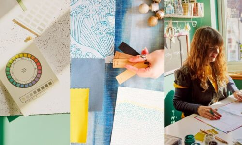 DIY kits and upcycled furniture: two businesses shaping the future of interior design | Getting back on track