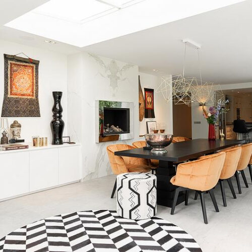 Neolith in Netherlands Villa from Neolith